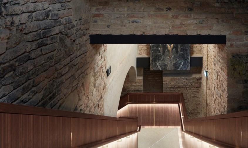 Un bar din Viena a fost amenajat într-o pivniță din secolul al VIII-lea