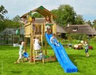 Loc de joaca pentru copii - JUNGLE GYM CHALET