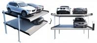 MODULO CLASSIC - Sistem de parcare independent, drept, cu fundatura