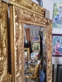 Inramari de tablouri, fotografii,oglinzi, goblen, puzzle, inramari de oglinzi normale sau fazetate