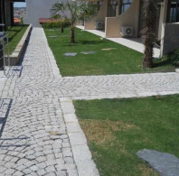 Piatra Cubica Granit Gri Sare si Piper Natur 10 x 10 x 10cm - PC-2183