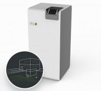 Pompa de căldură geotermală cu vaporizare directă - RuralECO WPD412