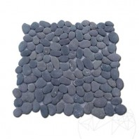 Mozaic Pebble Black Mat MPN-2051