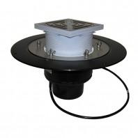 Receptor pentru acoperis circulabil cu clema si element incalzire (10 - 30 W 230 V) -