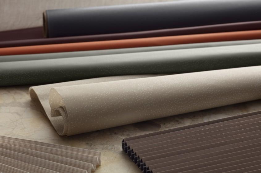 Noua colecție de rulouri VELUX: 70 de culori noi, o alegere inspirată pentru mansardă