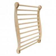 Spatar sauna BASIC PLUS din lemn de pin