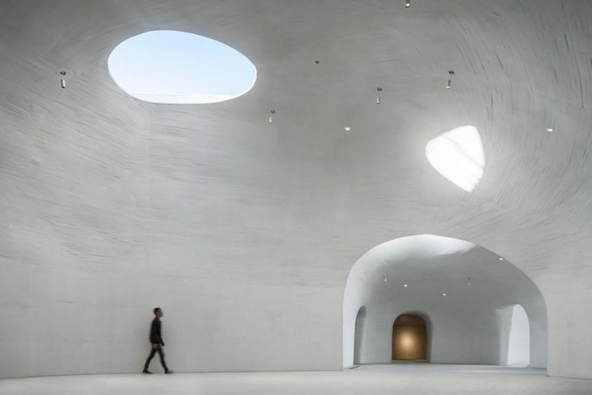 Un muzeu ascuns în dunele de nisip