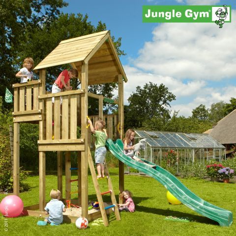 Loc de joaca pentru copii - JUNGLE GYM PALACE