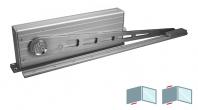 Actuator cu brat oscilant pentru fereastre - EA-KL2-DF