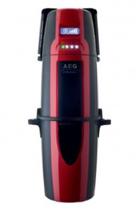 Aspiratorul central de praf AEG OXYGEN - 650 LCD - RE. AIR ZCV 875