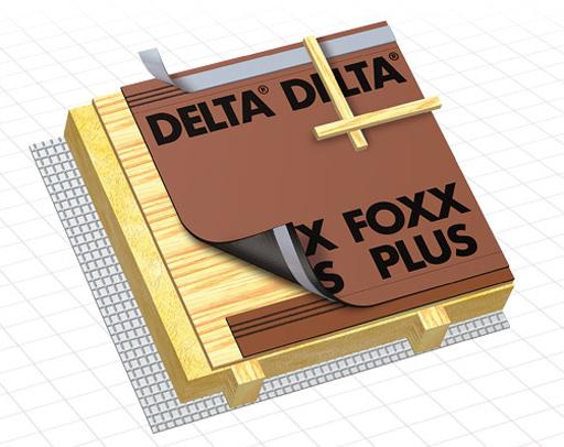 Patura drenanta - DELTA FOXX / FOXX PLUS