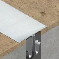 Profil de dilatatie autoadeziv pentru pardoseala din eloxALUM20, 60 mm latime - PROLUX GOA603