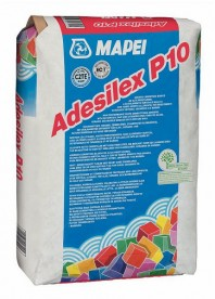 Adeziv imbunatatit pe baza de ciment - ADESILEX P10