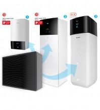 Pompa de caldura aer-apa cu temperatura ridicata Daikin Altherma 3 H HT