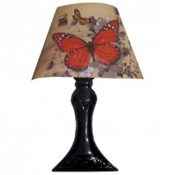 Sticker 3D LED Easy Decoration - Veioza cu Fluture