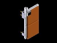 Sistem vertical de fixare VECO 3030