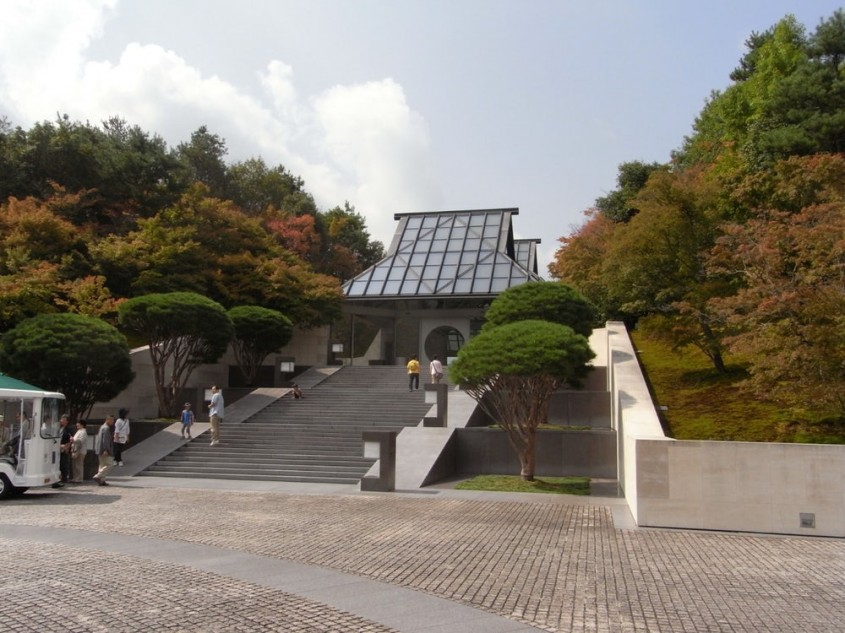 Muzeul Miho, Japonia (1997)