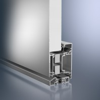 Profil din aluminiu pentru usa - Schüco ADS 70.HI