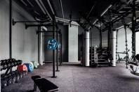 EXTREME - Pardoseală hardcore pentru zone de greutate libere/funcționale