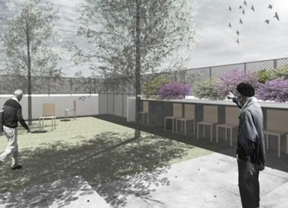 Casa de batrani - Nehoiasi Buzau 12  Buzau AsiCarhitectura