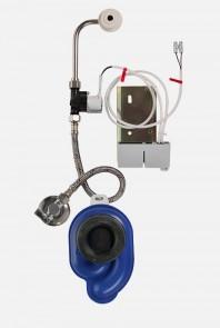 Unitate de spalare cu senzor radar pentru pisoar Golf - SANELA SLP 36RS