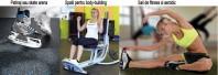 Pardoseli Sportive > Fitness & body-building Sportec Color