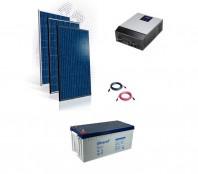 Sistem fotovoltaic Hibrid 8kw