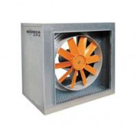 Unitati de ventilatie cu izolatie fonica interna si trapa de inspectie demontabila - model CJHCH
