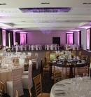 Sonorizare și iluminat ambiental pentru salonul de evenimente AMIRO EVENTS din Galați