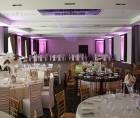 Sonorizare si iluminat ambiental pentru salonul de evenimente AMIRO EVENTS din Galati