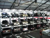 Sistem de parcare hidraulic - SingleUp 3015