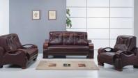 Set canapele din piele - ERICA