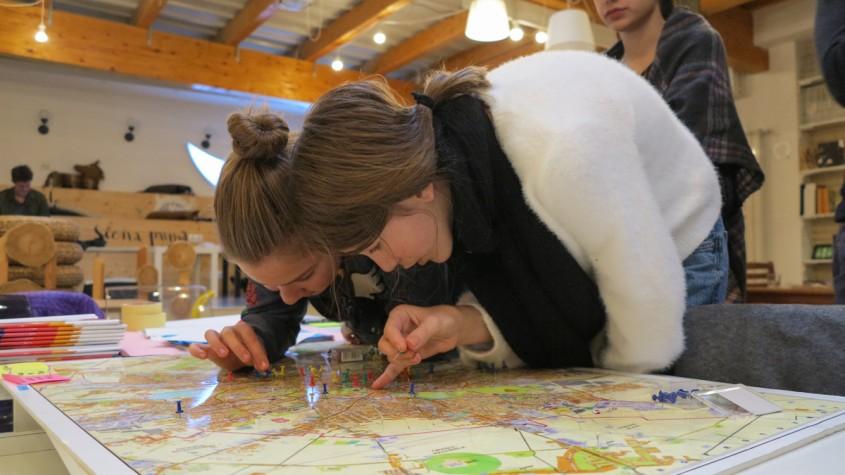"""De-a arhitectura: 300 de liceeni vor lua parte la atelierele gratuite """"Oraşul şi profesiile mediului construit"""""""