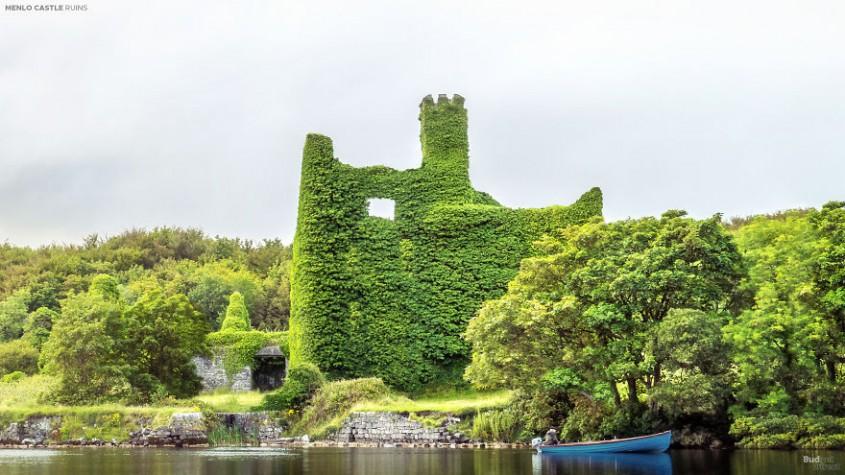 Castelul Menlo, Irlanda