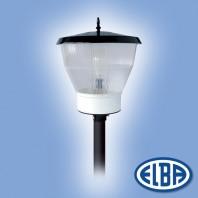 Corp pentru iluminat pietonal - Turno - PVC 05