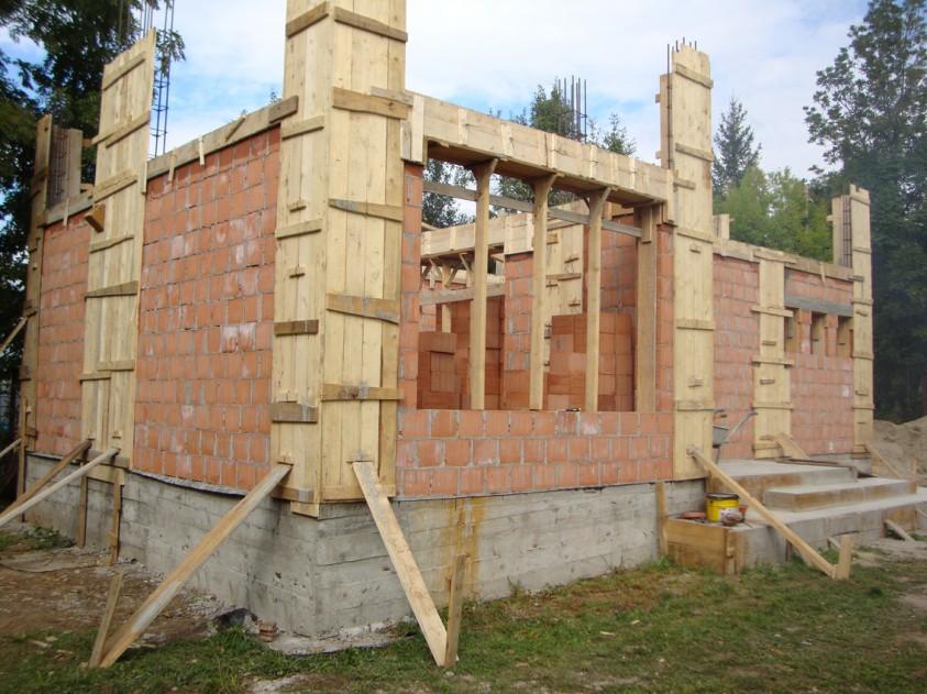 Casa de vacanta P+M - Nistoresti - Breaza - In executie 25