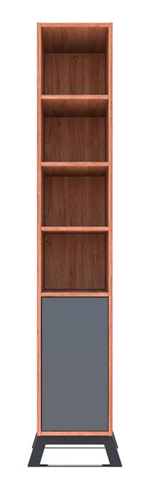 Dulap dormitor, inalt, cu o usa - Eter