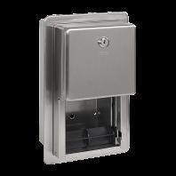 Dispenser de hartie igienica din otel inox - SANELA SLZN 26Z