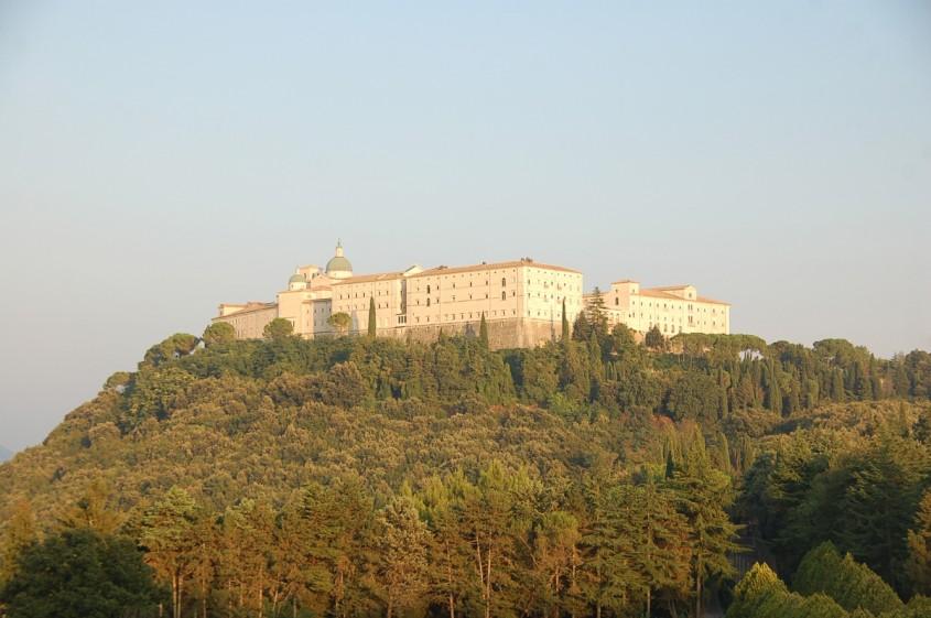 Manastirea Montecassino, Italia