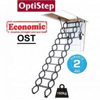Scara metalica pentru acces in pod - Optistep OST