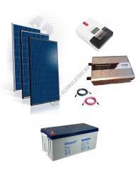 Sistem fotovoltaic Off-grid 1kw var2