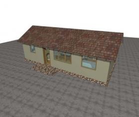 Proiect de casa - 50 mp