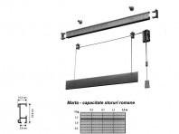 Mecanism pentru storuri romane - MARTA