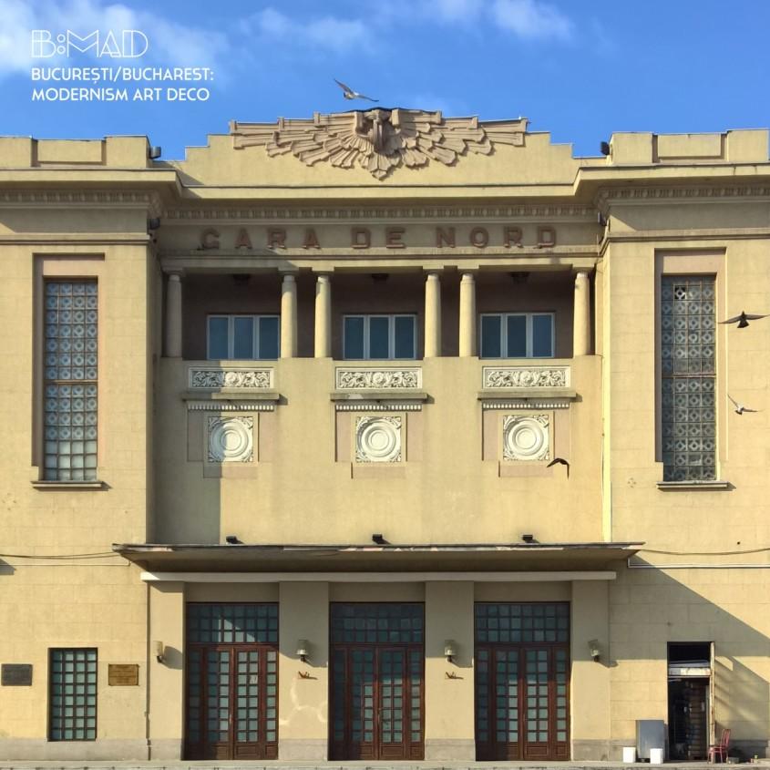 B:MAD Surprinde Bucureștiul Modernist Art Deco