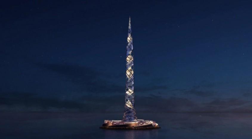 Cum ar putea arăta a doua cea mai înaltă clădire din lume