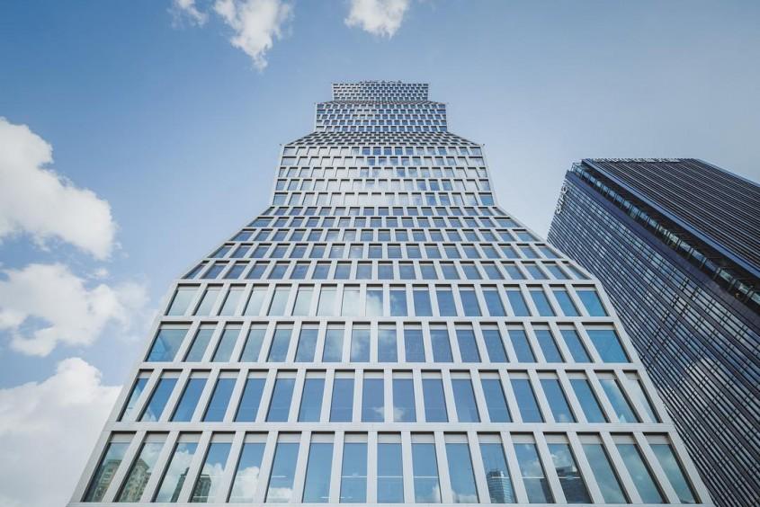 Gubei SOHO, Shanghai - Kohn Pedersen Fox Associates (KPF)