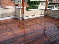 Deck pentru terasa IPE