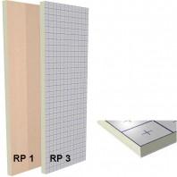 Panou termoizolant sandwich din spuma rigida (PIR) si gips-carton - RP3