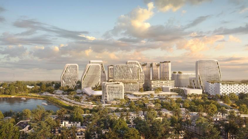 O țară de lângă noi construiește un oraș horticol alimentat cu energie verde de 1 miliard