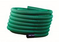 Sistemul de drenaj cu țevi flexibile corugate cu fante din PE cu perete dublu